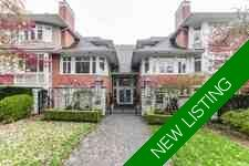 Kerrisdale Condo for sale:  2 bedroom 1,215 sq.ft. (Listed 2019-04-12)