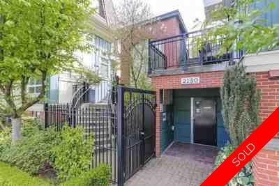 Kitsilano Townhouse for sale:  2 bedroom 1,022 sq.ft. (Listed 2019-04-27)