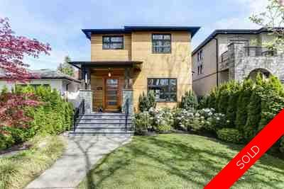 Kitsilano House for sale:  5 bedroom 2,786 sq.ft. (Listed 2019-05-02)