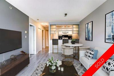 Yaletown Apartment/Condo for sale:  1 bedroom 615 sq.ft. (Listed 2020-06-01)